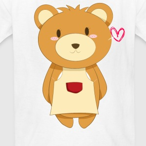Love My Mama Bear - Kids' T-Shirt