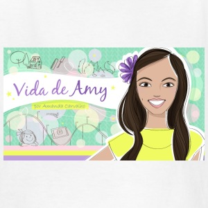Vida de Amy T Shirt - Kids' T-Shirt