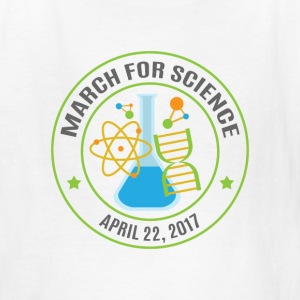 March For Science - Kids' T-Shirt