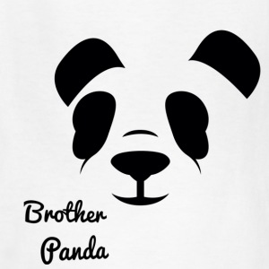 Brother Panda - Kids' T-Shirt