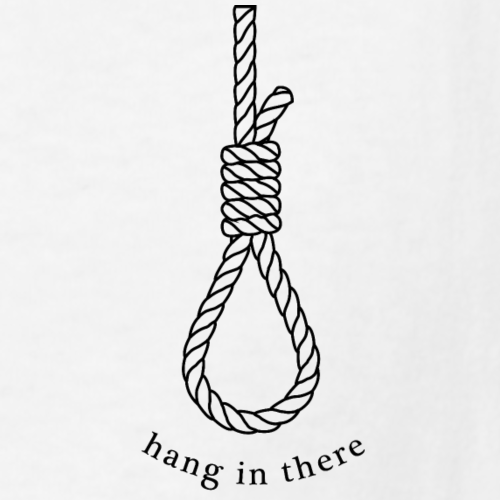 hang in there - Kids' T-Shirt