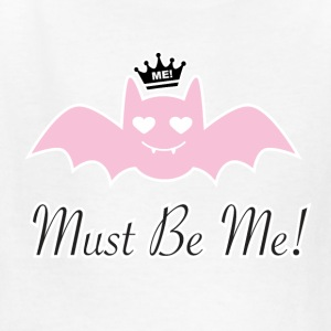 Must_Be_Me-_Bat_shirt - Kids' T-Shirt