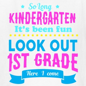 1st GRADE - START OF SCHOOL - GIRLS - Kids' T-Shirt