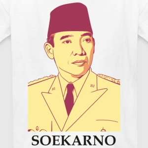 Soekarno - Kids' T-Shirt