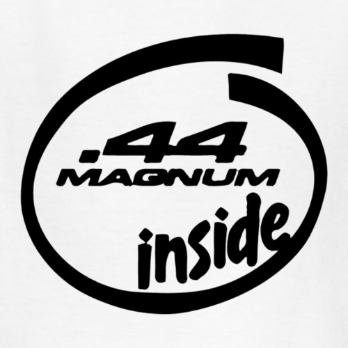 44 MAGNUM INSIDE - Kids' T-Shirt