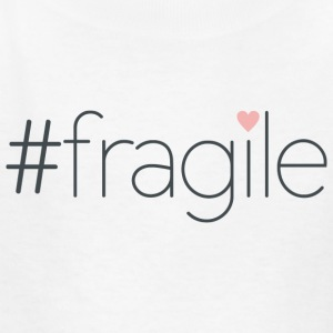 fragile - Kids' T-Shirt