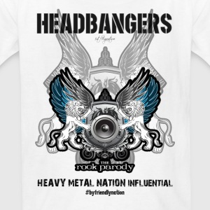 We, The HeadBangers - Kids' T-Shirt