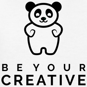 BeYourCreative BLK - Kids' T-Shirt