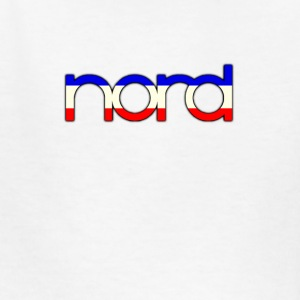 Nord Tricolor - Kids' T-Shirt