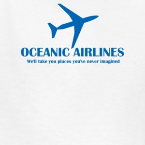 Lost Oceanic Airlines - Kids' T-Shirt