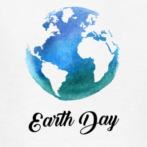 Earth day - Kids' T-Shirt