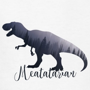 Meatatarian - Kids' T-Shirt