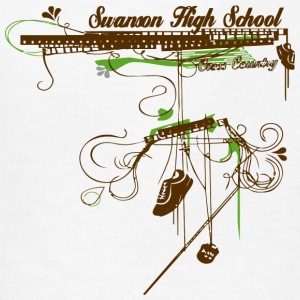 Swanson High School Cross Country - Kids' T-Shirt