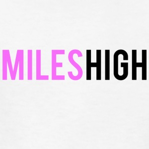 MILES HIGH FCSH/BLK - Kids' T-Shirt