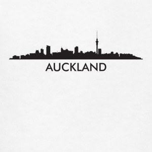 Auckland New Zealand Skyline - Kids' T-Shirt