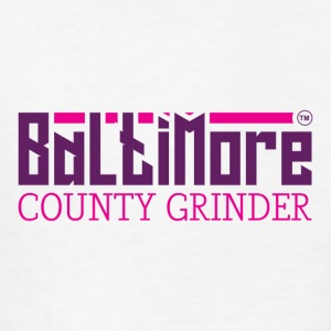 BALTIMORE COUNTY GRINDER - Kids' T-Shirt