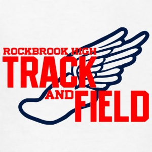 Rockbrook High Track And Field - Kids' T-Shirt