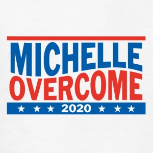 Michelle_Overcome_2020 - Kids' T-Shirt