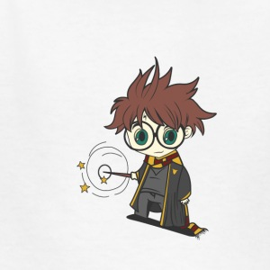 Harry potter chibi - Kids' T-Shirt