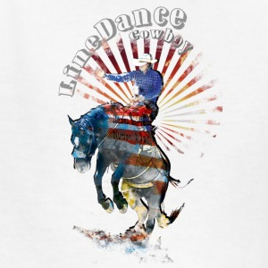 KL linedance40 - Kids' T-Shirt