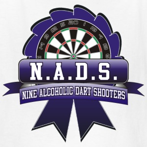 NADS Darts Team - Kids' T-Shirt