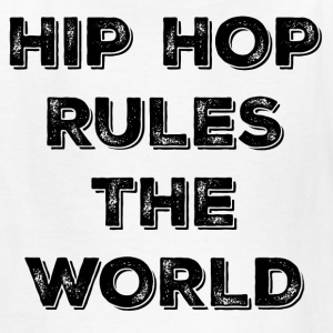 HIP HOP RULES - Kids' T-Shirt