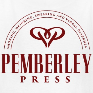 Pemberley Press - Kids' T-Shirt