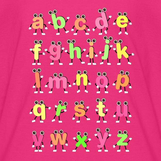 Alphabet Dancing