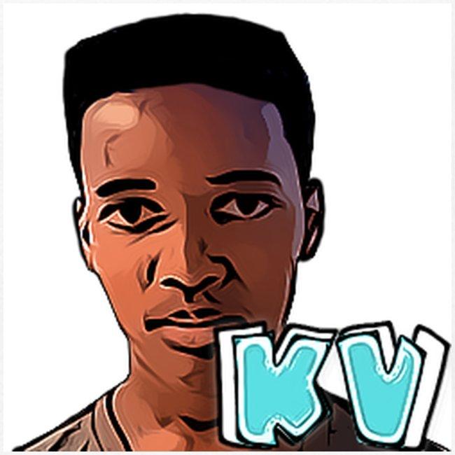 KevinsVids Face Logo