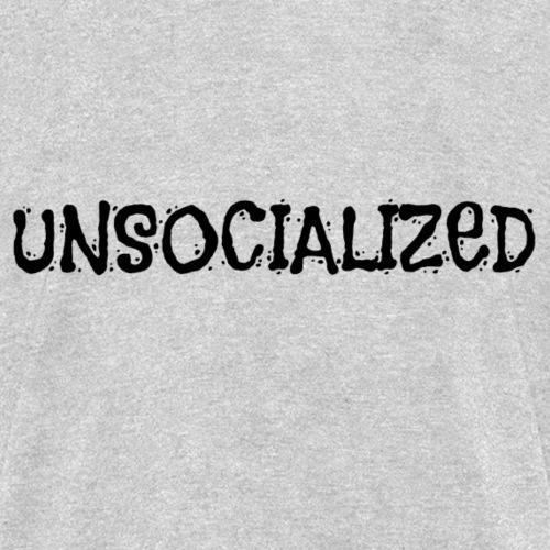 Unsocialized - Kids' T-Shirt