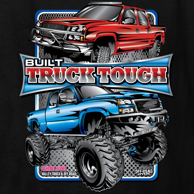 Built Truck Tough