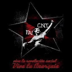 CNT-FAI Viva la revolucion social, viva la anarquia
