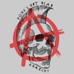 Punk\'s not dead! Anarchy