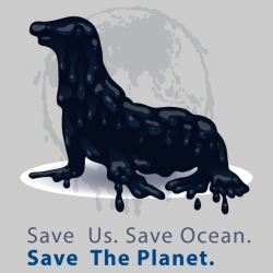 Save us. Save ocean. Save the planet.