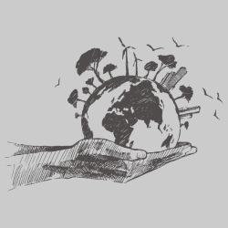 Eco-friendly Kids t-shirt