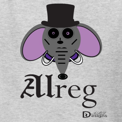 Alreg Adventure Elephant - Kids' T-Shirt