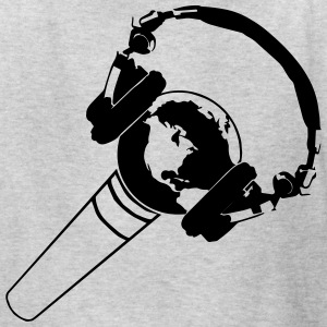 GlobalRappers - Kids' T-Shirt