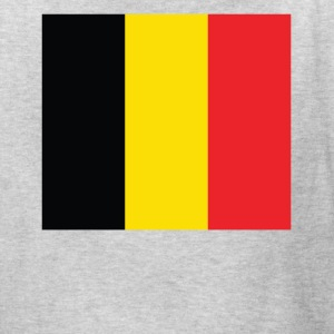 Flag of Belgium Cool Belgian Flag - Kids' T-Shirt