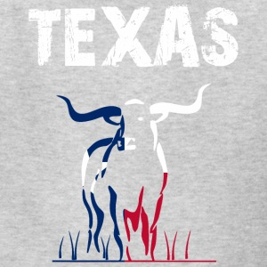Nation-Design Texas Longhorn - Kids' T-Shirt
