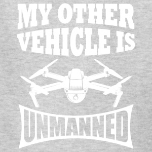 My Other Vehicle Is Unmanned - Drone Apparel - Kids' T-Shirt