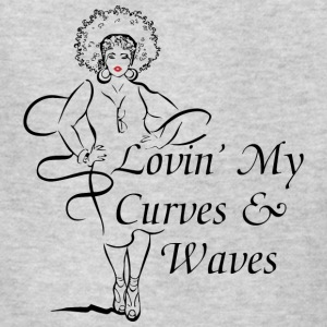 Curves & Waves - Kids' T-Shirt