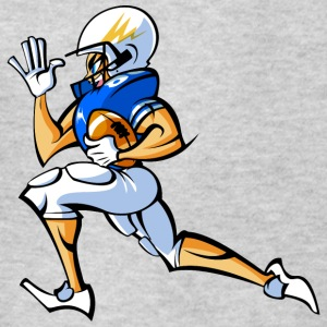 anime american football player - Kids' T-Shirt