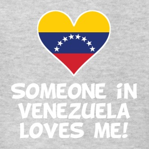 Someone In Venezuela Loves Me - Kids' T-Shirt