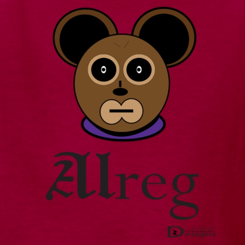 Alreg Adventure Bear Design - Kids' T-Shirt
