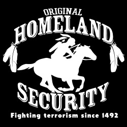 Original homeland security - fighting terrorism since 1492