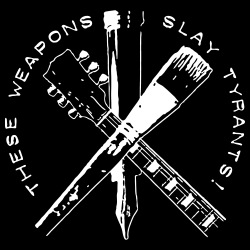 These weapons slay tyrants
