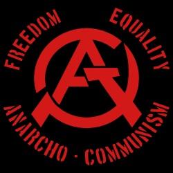 Freedom equality anarcho-communism