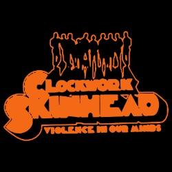 Lockwork skinhead. Violence in our minds