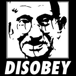 Disobey (Gandhi)