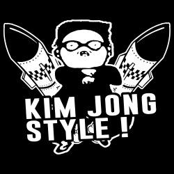 Kim jong style!